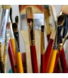Pinceles y herramientas